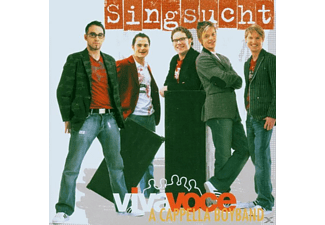 A Cappella Boyband, Viva Voce Die A Cappella Band - Singsucht - (CD)