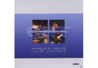 Christof Trio Heringer - Realize - (CD)