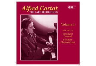 Cortot Alfred - Late Recordings Vol.4 - (CD)