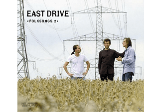 East Drive - Folksongs 2 - (CD)