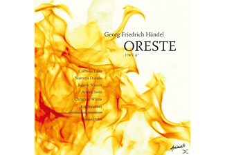 Stein, Winter, Lanz, Docalu, Wilms, Preussker - Oreste - (CD)