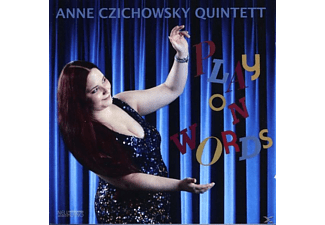 Anne Czichowsky Quintett - Play On Words - (CD)