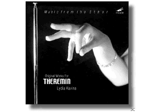 Lydia Kavina - Music From The Ether-Original Wor - (CD)