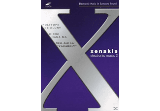 XENAKIS, IANNIS / PAPE, GERARD - Electronic Works 2 - (CD)