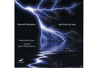 Daniel Becker & Exaudi - Howard Skempton: Bolt From The Blue - (CD)
