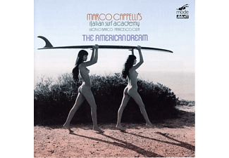 Marco Cappelli S Italian Surf Acade, Marco Cappelli - The American Dream - (CD)