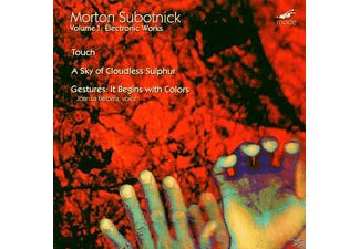 Subotnick,Morton/La Barbara,Joan - Vol.1 Electronic Works/Touch/A Sky Of Cloudless Su - (CD)