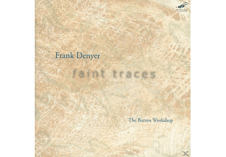 The Barton Workshop - Faint Traces - (CD)