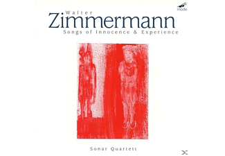 Sonar Quartett - Songs of Innocence & Experience - (CD)