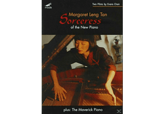 Margaret Leng Tan - Sorceress Of The New Piano - (DVD)
