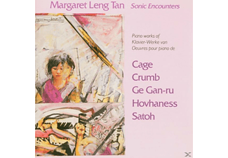 Margaret Leng Tan - Sonic Encounters: Piano Works Of.. - (CD)