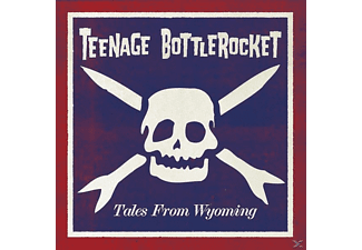 Teenage Bottlerocket - Tales From Wyoming - (LP + Bonus-CD)