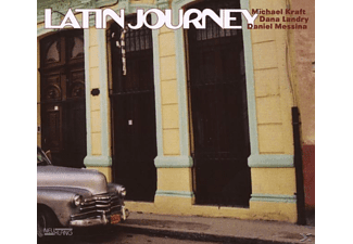 Dana Landry, Kraft, Michael / Messina, Daniel / Landry, Dana - Latin Journey - (CD)