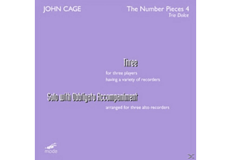 Trio Dolce - The Number Pieces 4 - (CD)