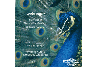 Hungarian State Symphony Orchestra, Adam/hungarian State Symphony Orchestra Fischer - Kodaly Harry Janos - (CD)