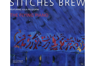 Stitches Brew - The Flying Piano - (CD)