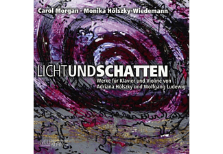 Morgan & Hoelszky-wiedemann - Lichtundschatten - (CD)