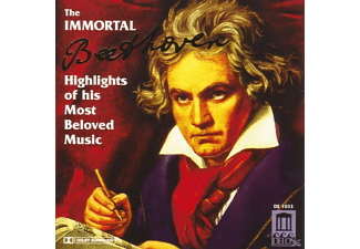 VARIOUS - The Immortal Beethoven - (CD)