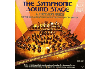 VARIOUS - Symphonic Sound Stage 1 - (CD)