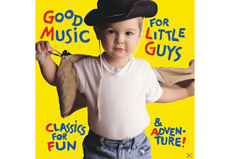 New Jersey Sym, Scottish Chamber - Good Music For Little Guys - (CD)