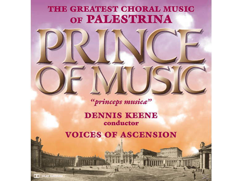 Dennis/voices Of Ascension Keene - Palestrina:Messe Papae Marc [CD]