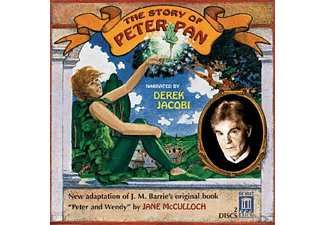 Peter Pan The Story - 2 CD - Sonstige