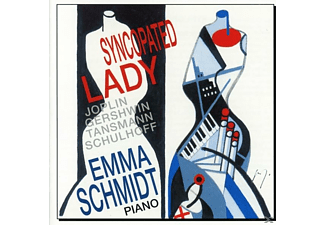Schmidt Emma - Syncopated Lady - (CD)