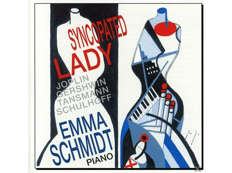 Schmidt Emma - Syncopated Lady [CD]