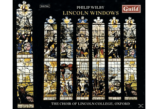 SMITH/LYDON/CHOIROFLINCOLNCOLL., Smith/Lydon/Choir Of Lincoln College - Wilby:Lincoln Windows - (CD)