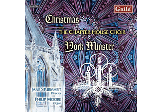 Philip Sturmheit.jane/moore - Weihnachten In York Minster - (CD)