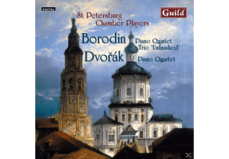 ST.PETERSBURGPLAYERS, ST.PETERSBURG PLAYERS - Borodin/Dvorak:Kammermusik - (CD)
