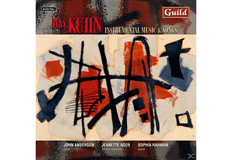 ANDERSON/AGER/RAHMAN - Kuhn Instrumental Music - (CD)
