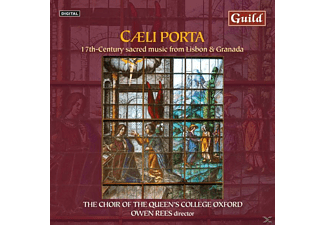 REES/CHOIROFQUEENSCOLLEGEOXFORD, REES/CHOIR OF QUEENS COLLEGE OXFORD - Caeli Porta 17.Jahrhundert - (CD)