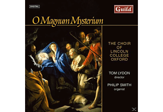 LYDON/LINCOLNCOLLEGEOXFORD, LYDON/LINCOLN COLLEGE OXFORD - Christmas Music & Carols - (CD)