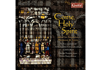 Choirofqueenscollegeoxford, Choir Of Queens College Oxford - Come Holy Spirit - (CD)