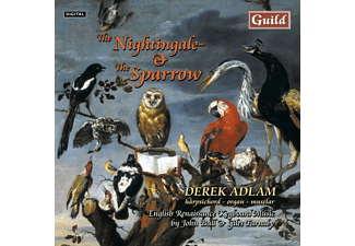 Derek Adlam - Nightingale & Sparrow - (CD)