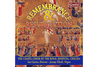 CURROR/FILSELLROYALHOSPITAL, CURROR/FILSELLROYAL HOSPITAL - Remembrance+Ressurection - (CD)