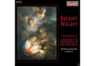 Peter/marsh/wardell Allwood - Silent Night U.A.Trad. - (CD)
