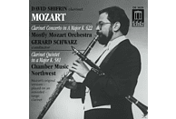David Shifrin, Chamber Music Northwest - Klarinettenkonzert/Klarinettenquintett [CD]