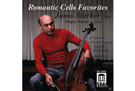 Janos Starker, Shigeo Neriki - Romantic Cello Favorites [CD]