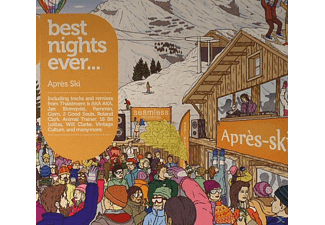 VARIOUS - Best Nights Ever-Apres Ski Party - (CD)