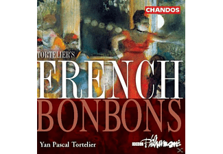 Tortelier, Bbcp, Royal Liverpool, Tortelier/BBCP/Royal Liverpool - French Bonbons - (CD)