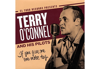 Terry -and His Pilots- O'connel - If You Give Me One More Try - (Vinyl)