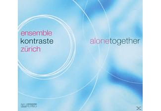ENS. KONTRASTE ZUERICH, Ensemble Kontraste Zuerich - Alone Together - (CD)