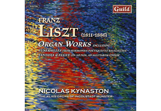 Nicolas Kynaston - Orgelwerke - (CD)