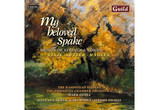 DENZA/HAMPSTEADSINGERS, Mark/hampstead Singers Denza - My Beloved Spake - (CD)