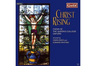 REES/QUEENSCOLLEGEOXFORD, REES/QUEENS COLLEGE OXFORD - Christ Arising - (CD)