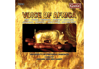 SANDT/UNIVERSITYOFPRETORIA, SANDT/UNIVERSITY OF PRETORIA - Voice Of Africa - (CD)