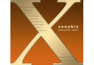 VARIOUS - Percussion Works - (CD)