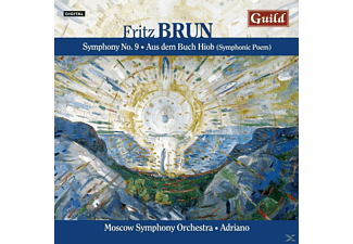 MOSCOWSYM.ORCHESTRA, Adriano Moscow Symphony Orchestra - Brun Sinf.9 - (CD)